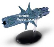 Star Trek Official Starships Collection Special Earth V'ger Starship Eaglemoss